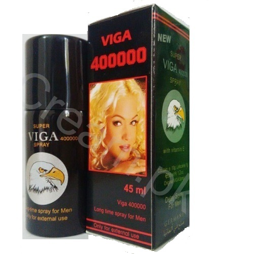 Super Viga 400000 Delay Spray
